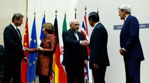 Nach der Einigung bei den Atomgesprächen in Genf; Foto: Reuters