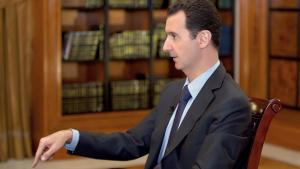 Baschar al-Assad; Foto: dpa/picture-alliance