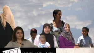 Filmplakat 'Not Who We Are'; Foto: Forward Film Production