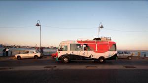 Szenenbild 'Freedom Bus'; Foto: dropoutcinema