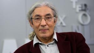 Der algerische Schriftsteller Boualem Sansal; Foto: dpa/picture-alliance