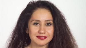 Die saudische Schriftstellerin Raja Alem; Foto: Unionsverlag