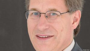 Detlef Pollack, Professor für Religionssoziologie an der Westfälischen Wilhelms-Universität Münster; Foto: Brigitte Heeke