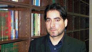 Mouhanad Khorchide, Leiter des Zentrums für Islamische Theologie Münster; Foto: Marie Coße