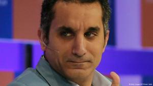 Bassem Youssef; Foto: Getty Images/AFP/Karim Sahib