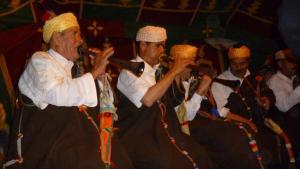 Sufi-Mystizismus und Paganismus verpflichtet - The Master Musicians of Joujouka, Foto: Arian Fariborz