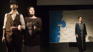 "Nemashim-Theaterstück ""Remembering the return to Haifa""; Foto: flickr.com"