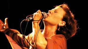 Die algerische Sängerin Houria Aichi; Foto: Gunther Vicente