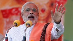 Narendra Modi; Foto: Reuters