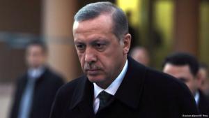 Der türkische Ministerpräsident Recep Tayyip Erdogan; Foto: picture-alliance/AP Photo