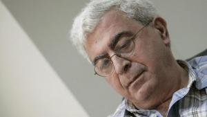 Elias Khoury, geboren 1948 in Beirut, ist Romancier, Dramatiker, Literaturkritiker und Redakteur. foto: DPA