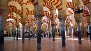 Mezquita in der andalusischen Stadt Córdoba; Foto: picture-alliance/dpa