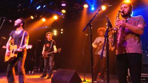 Bandista-Konzert im Berliner SO36; Foto: Ceyda Nurtsch