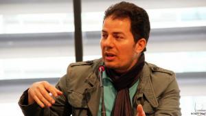 Buchautor Hamed Abdel-Samad; Foto: DW