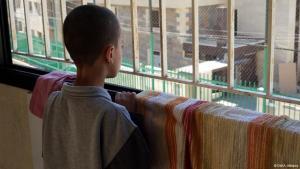 Armenische Syrer auf der Flucht, Foto: DW