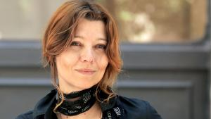 Elif Şafak; Foto: picture-alliance/dpa