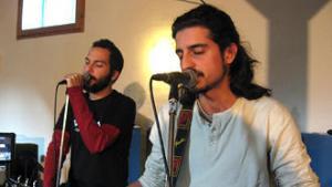 Iranische Rockband Dash, Foto: Samira Nikaeen