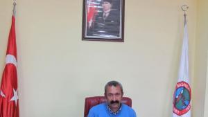Fatih Maçoğlu, Bürgermeister von Ovacık, Foto: Ekrem Güzeldere