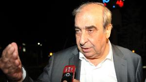 Syriens Oppositionspolitiker Michel Kilo in Istanbul; Foto: Ozen Kose/AFP/Getty Images
