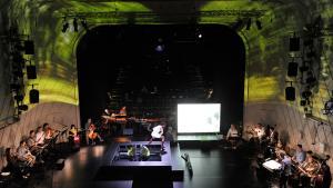 Konzert Dede Korkut; Foto: Thomas Aurin
