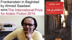 Symbolbild Ahmad Saadawi; Quelle: Booker-Preis