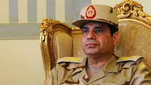 Ägyptens General Abd al-Fattah al-Sisi; Foto: Reuters
