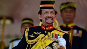 Hassanal Bolkiah, Sultan von Brunei; Foto: Reuters