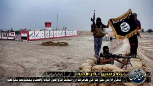 Propaganda-Video der ISIS; Foto: picture-alliance/abaca