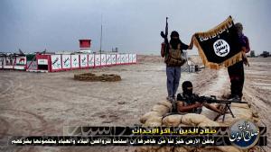 Propaganda-Video der ISIS; Foto: picture-alliance/abaca
