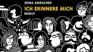 """Buchcover """"Ich erinnere mich"""" von Zeina Abirached im avant-verlag; Quelle: avant-verlag"""