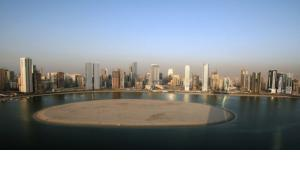 Sharjah Beach; Foto: dpa