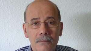 Der libanesische Journalist und Politologe Abdel Mottaleb El-Husseini; Foto: privat
