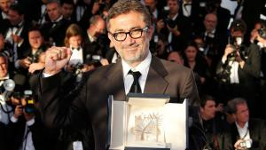 """Nuri Bilge Ceylan, Palme d'Or Gewinner  für seinen Film """"Winter Sleep"""" auf dem Filmfestival Cannes 2014 ; Foto: Reuters"""