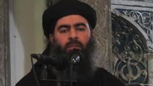 Selbsternannter Kalif Abu Bakr al-Baghdadi; Foto: YouTube