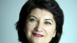 Die türkischstämmige Journalistin Canan Topçu; Foto: privat