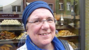 Die deutsche Islamwissenschaftlerin und muslimische Theologin Rabeya Müller; Foto: Ulrike Hummel
