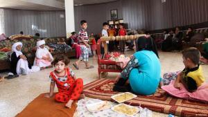 Hunderttausende Christen und Jesiden mussten bereits fliehen