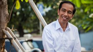 Joko Widodo, neuer Präsident Indonesiens; Foto: Getty Images