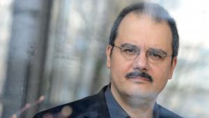 Der Schriftsteller Sherko Fatah; Foto: picture-alliance/ZB