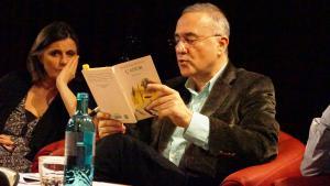 Der türkische Schriftsteller Murathan Mungan; Foto: Ceyda Nurtsch