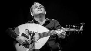 Der tunesische Oud-Virtuose Anouar Brahem; Foto: CF-Wasenberg
