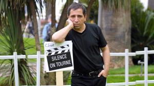 Filmregisseur Mohsen Makhmalbaf; Foto: dpa/picture-alliance