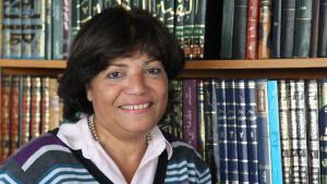 Die Theologin Maha El-Kaisy-Friemuth; Foto: privat