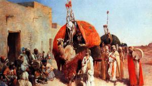 Orientmaler im Okzident, Orientalisten im Orient
