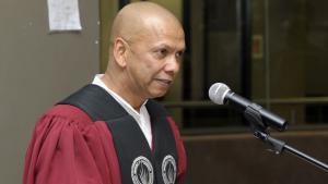 Prof. Farid Esack, islamischer Theologe aus Johannesburg; Foto: University of Johannesburg