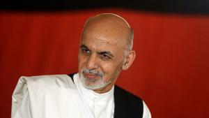 Der neue afghanische Präsident Aschraf Ghani Ahmadzai; Foto. picture alliance/AP Photo/Massoud Hossaini