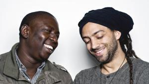 Vieux Farka Touré und Idan Raichel; Foto: Jason Marck