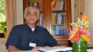 Hausleiter Mohammed Pourmirzaie; Foto: Annalena Junggeburth