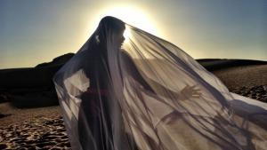 Filmszene aus  Wüstentänzer - Afshins verbotener Traum von Freiheit; Foto: Senator