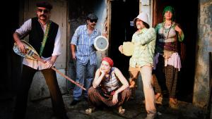 Die türkische Band Baba Zula, Foto: Alper Etug